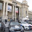 Exclusif - 26e édition du Tour Auto au Grand Palais à Paris, le 24 avril 2017 © Pierre Perusseau/Bestimage