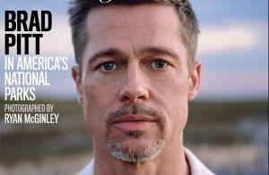 Brad Pitt : Amaigri et transformé par le divorce, l'acteur aimante les regards