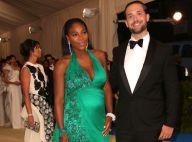 Serena Williams enceinte : Son charmant fiancé parle pour la première fois...