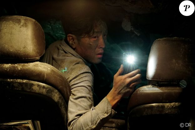 Ha Jung-woo dans The Tunnel