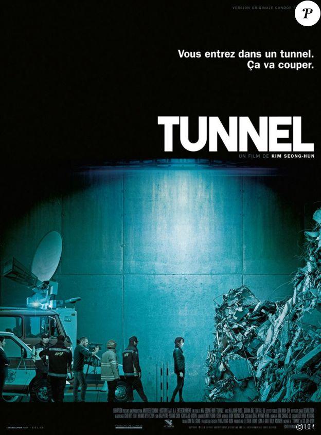 Affiche du film Tunnel, en salles le 3 mai 2017