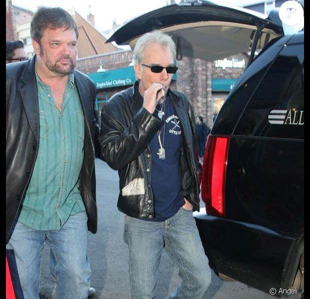 Billy Bob Thornton au Festival du Film de Sundance. 19/01/09