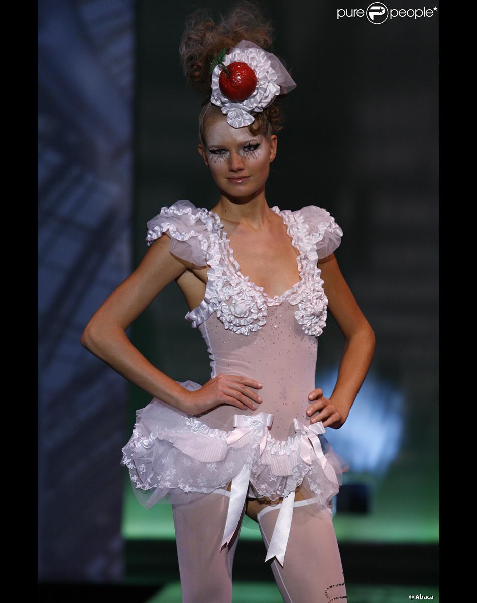 Salon de la lingerie hier paris d fil passionata - Salon lingerie paris ...