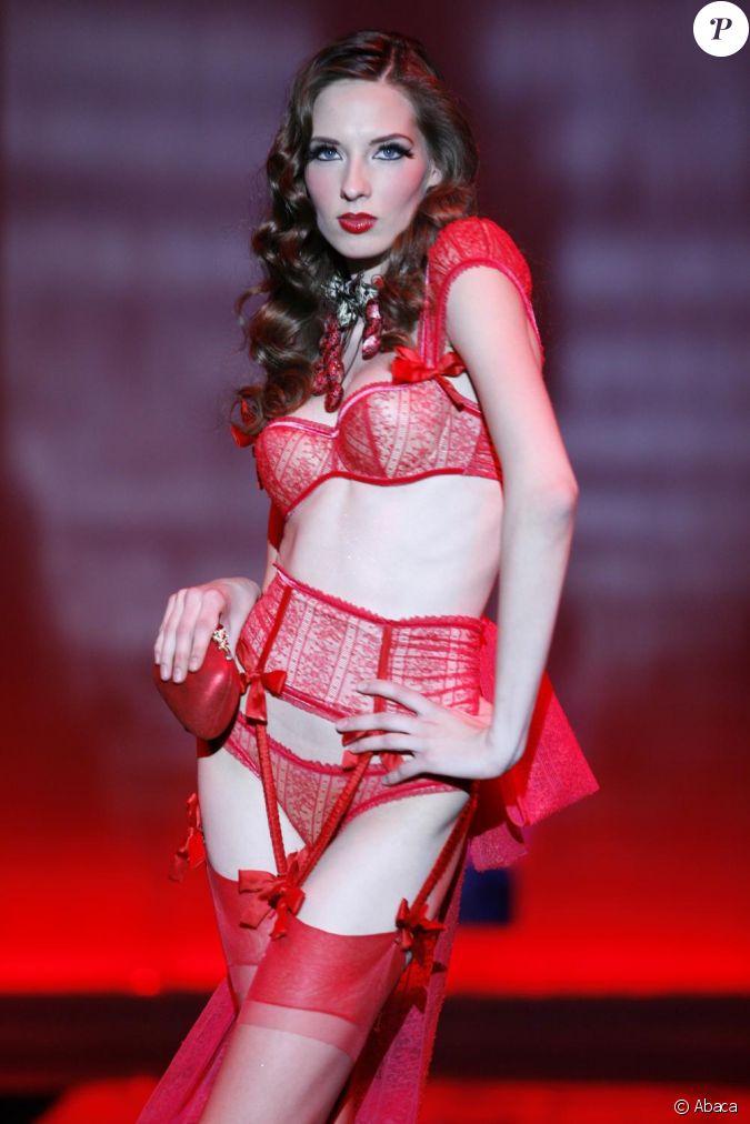 d fil au salon de la lingerie paris chantelle