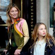 Kate Moss : Sa fille Lila Grace a grandi et devient égérie beauté