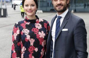 Princesse Sofia, enceinte et ravissante : Avec Carl Philip, parents modèles
