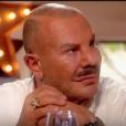 Thierry Mugler dans C à vous sur France 5, le 28 avril 2017.