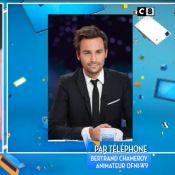 Bertrand Chameroy prêt à quitter W9 pour Canal+ ? Il répond en direct !