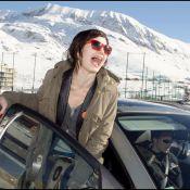 Quand Delphine Chanéac, Titoff, Christine Bravo et tous les copains... s'éclatent à la neige !