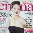 """Couverture du magazine """"Version Femina"""" en kiosques le 14 mai 2017"""