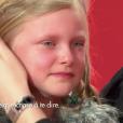 """Hélène Rollès avait fait pleurer Courtney dans """"C'est mon choix"""" sur Chérie 25, en mars 2017."""