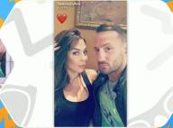"""Kim Glow en couple avec Sylvain Potard : """"On a eu un vrai coup de foudre"""""""
