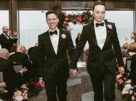 Jim Parsons partage les belles photos de son mariage avec Todd Spiewak