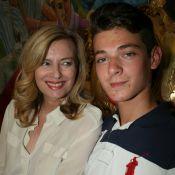 Valérie Trierweiler : Son plus jeune fils, Léonard, a échappé de peu à la mort