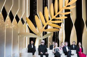 Cannes 2017, l'ouverture avec Monica Bellucci : Baiser et robe très sensuels...