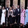 Monica Bellucci, Pedro Almodovar, Lily-Rose Depp, Will Smith, Jessica Chastain (bijoux Piaget), Asghar Farhadi, Gabriel Yared, Paolo Sorrentino, Maren Ade, Fan Bingbing - Cérémonie d'ouverture du 70ème Festival International du Film de Cannes. Le 17 mai 2017 © Borde-Jacovides-Moreau / Bestimage  Opening ceremony of the 70th Cannes International Film festival. On may 17th 201717/05/2017 - Cannes