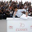 """Jaden Michael - Photocall du fim """"Wonderstruck"""" lors du 70ème Festival International du Film de Cannes, France, le 18 mai 2018. © Borde-Jacovides-Moreau/Bestimage Celebs attending the Wonderstruck' Photocall during the 70th International Cannes Film Festival at Palais des Festivals in Cannes, France, on May 18, 2018.18/05/2017 - Cannes"""