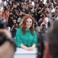"""Julianne Moore - Photocall du fim """"Wonderstruck"""" lors du 70e Festival International du Film de Cannes, France, le 18 mai 2018. © Borde-Jacovides-Moreau/Bestimage"""