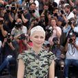 """Michelle Williams - Photocall du fim """"Wonderstruck"""" lors du 70e Festival International du Film de Cannes, France, le 18 mai 2018. © Borde-Jacovides-Moreau/Bestimage"""