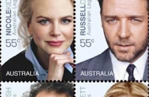 Les stars australiennes deviennent... complètement timbrées !