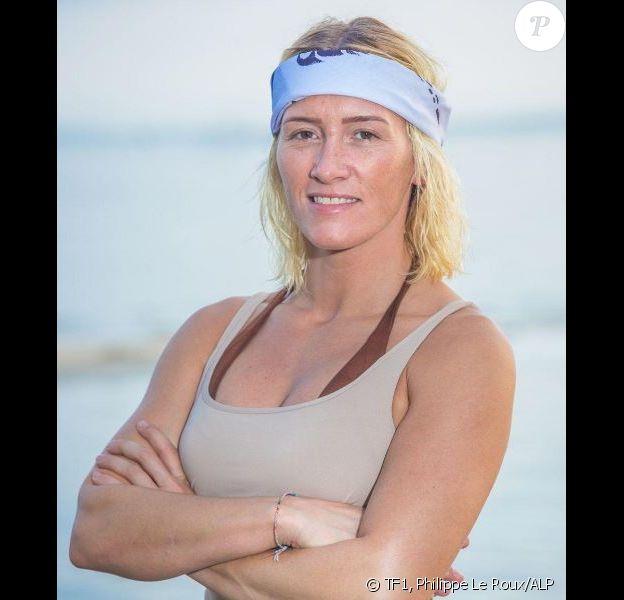 "Kelly, candidate de ""Koh-Lanta Cambodge"", TF1"