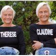 Claudine et Thérèse, les jumelles de 68 ans