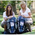 Marcelle et Nicole, les hôtesses de l'air corses