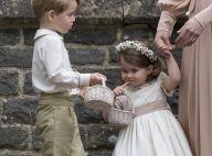 George et Charlotte au mariage de Pippa Middleton : Craquants et coquins
