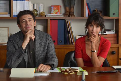 """Patrick Bruel et Sophie Marceau : """"Nos enfants vont dans la même école"""""""