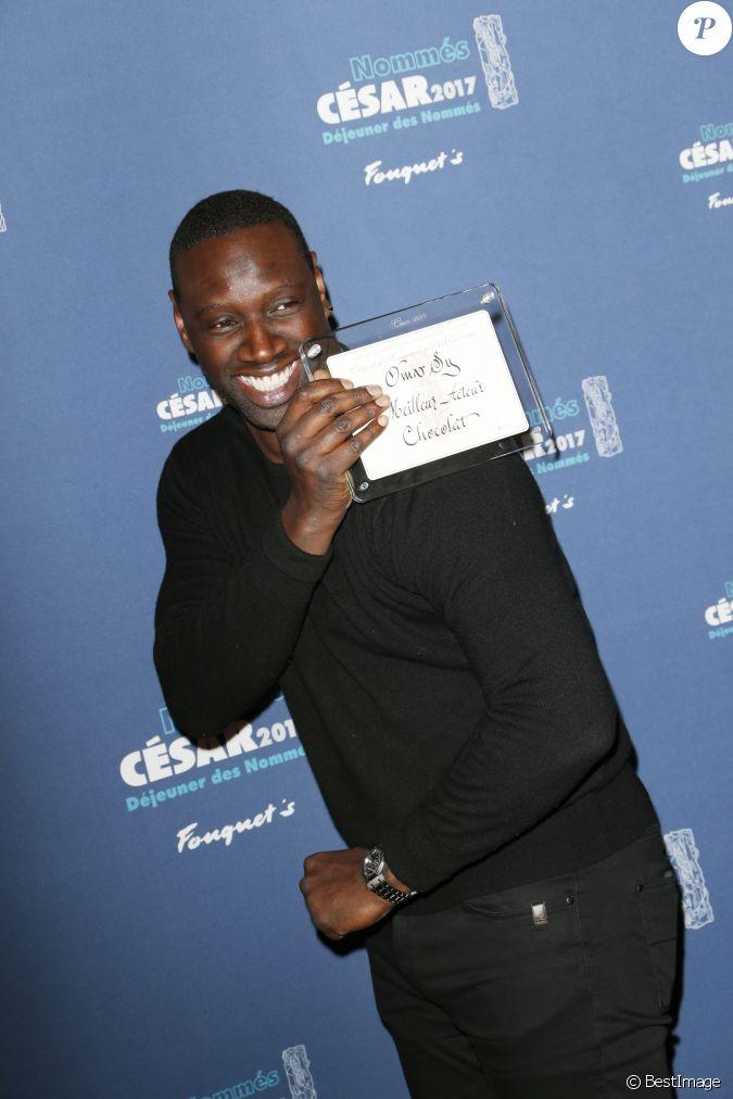 Omar sy nomm pour le c sar du meilleur acteur pour for Meilleur resto cannes