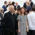 Jean-Pierre Jeunet et Sofia Coppola au photocall anniversaire du 70e Festival International du Film de Cannes, France, le 23 mai 2017. © Borde-Jacovides-Moreau/Bestimage