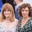 Valeria Golino, Nastassja Kinski, au photocall anniversaire du 70e Festival International du Film de Cannes, France, le 23 mai 2017. © Borde-Jacovides-Moreau/Bestimage