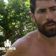 """Vincent - """"Koh-Lanta Cambodge"""", épisode du 26 mai 2017 sur TF1."""
