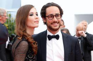 Thomas Hollande et Emilie Broussouloux : Couple amoureux et robe osée à Cannes