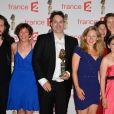 29ème cérémonie des Molières 2017 aux Folies Bergère à Paris le 29 mai 2017. © Coadic Guirec/Bestimage