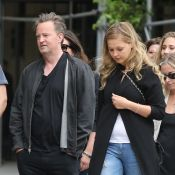 Matthew Perry en couple ? La star de Friends s'affiche avec une jolie blonde