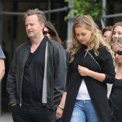 Matthew Perry en couple ? La star de Friends s'affiche avec une jolie blonde