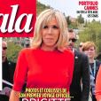 Retrouvez l'avis de Cristina Cordula sur le look de Brigitte Macron dans le magazine Gala, en kiosques le 31 mai 2017