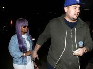 Rob Kardashian : Oubliée Blac Chyna, le frère de Kim K a une nouvelle chérie !