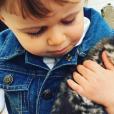 Kelly Helard présente son adorable fils Lyam, le 8 mai sur Instagram.