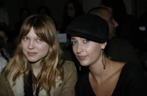 Sheryfa Luna, Lea Seydoux, Caroline Doucey et Barbara Cabrita : elles ont toutes la même passion pour...la mode !