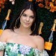 """Kendall Jenner au photocall du """"10th Annual Veuve Clicquot Polo Classic"""" au Liberty State Park de Jersey City, le 3 juin 2017."""