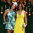 "Gayle King au photocall du ""10th Annual Veuve Clicquot Polo Classic"" au Liberty State Park de Jersey City, le 3 juin 2017."
