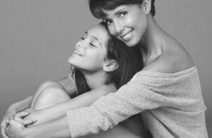 Sonia Rolland : Tendre maman, working-girl... une beauté naturelle multifacette