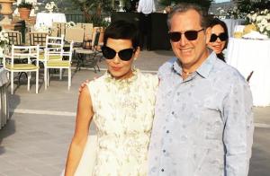 Cristina Cordula mariée : Elle a dit oui à son chéri Frédéric Cassin !