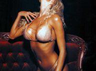 La belle Victoria Silvstedt... met le feu à vos nuits froides !