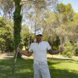 """Jérôme Alonzo - Compétition """"Old Course"""" lors du Mapauto Golf Cup à Saint-Raphaël-Valescure. Le 10 juin 2017"""