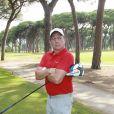 """Jean Christophe Repon - Compétition """"Old Course"""" lors du Mapauto Golf Cup à Cannes Mandelieu. Le 9 juin 2017"""