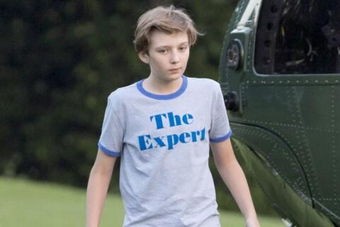 Barron Trump : Le fils du président américain, nouvel influenceur à 11 ans