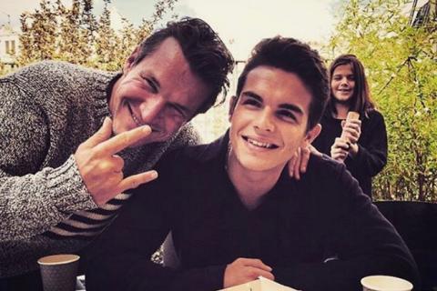 EXCLU - Julien Castaldi pistonné par son père ? Il met les choses au clair...
